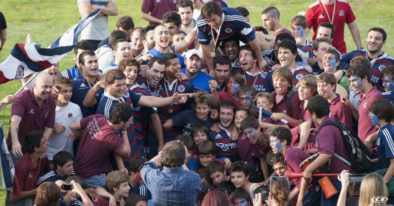 Andrea Rossi Unione Rugby Capitolina