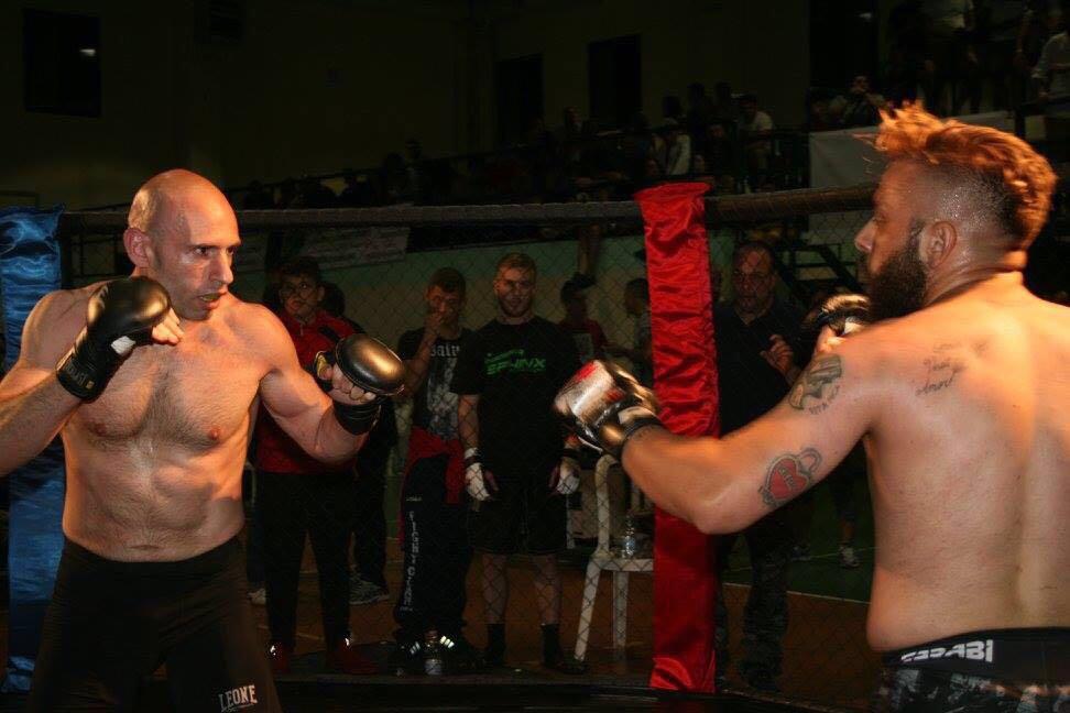 Fabio Civitenga Apocalypse 2017 MMA