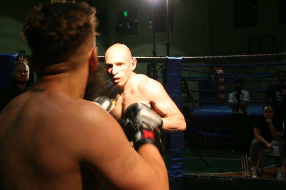 Fabio Civitenga MMA Roma